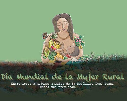 Día Mundial de la Mujer Rural